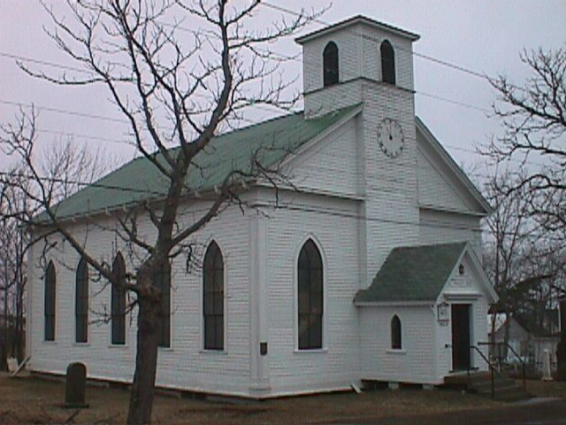 St. Matthew's Presbyterian Church